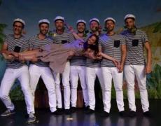 Männerballett / Tanz