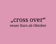 """cross over"" mit Anna"